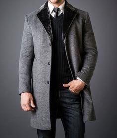 мужское пальто Fashion Wear Milano, Милан, Италия, код mp-85