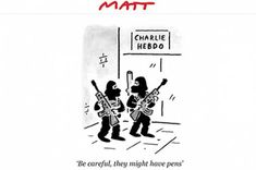 Dessin de Matt / The Telegraph