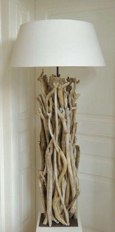 treibholz elke paus deko pinterest treibholz lampe und lampen. Black Bedroom Furniture Sets. Home Design Ideas