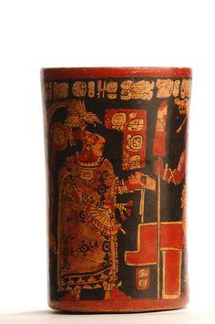 Mayan Cities, Vases, Mesoamerican, Inca, Mexican Art, Ancient Architecture, Ancient Civilizations, Ancient Art, Clay Art
