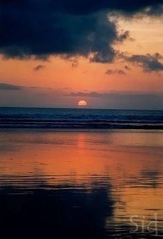 BALI...Sunset in Kuta Bali... by maksid, via Flickr