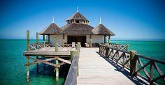 Spa in Kamalame Cay, Bahamas