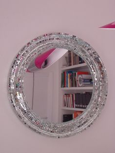 Mirrored Mosaic Mirror  Circle  Add Sparkle to your HOME by Affare, €750.00