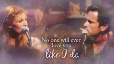 "Rayna & Deacon: ""No one will ever love you, like I do."""