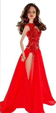 barbie gowns..mdu Peru 2013 ..12 30 4