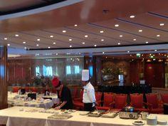 Cooking demo onboard Norwegian Sun! #Norwegiancruiseline #Cruise