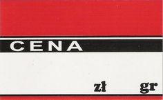 Cena laminowana mała na szpilkę, 55 x 90 mm -50 szt. Malaga, Tech Companies, Company Logo, Logos, Dinner, Logo
