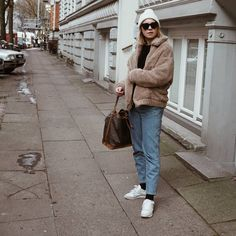 Light Before Dark Teddy Cream Zip-Through Jacket | Urban Outfitters | Women's | Coats & Jackets via @55flavours_sarah #UOEurope #UrbanOutfittersEU