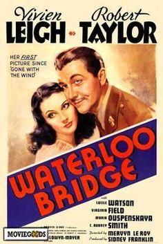 """Waterloo Bridge"", (1940)"