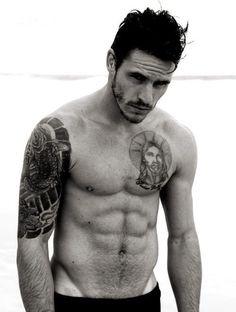 men with tattoos 25 Afternoon eye candy: Random hotties: Tattooed men! (38 photos)