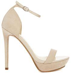 Asos HEIRESS Heeled Sandals on shopstyle.co.uk
