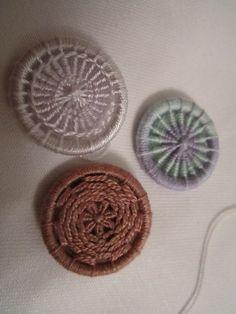 varied Dorset buttons MP