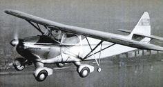 1952 Airphibian as an Airplane