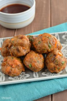 Little Grazers Pork and Sweet Potato Meatballs - gluten free, dairy free, baby led weaning, fussy eaters, fingers foods, family meals, kids meals