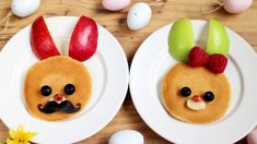 Somewhere between baskets, egg hunts and fancy outfits, serve up one of these too-cute recipes for Easter brunch.