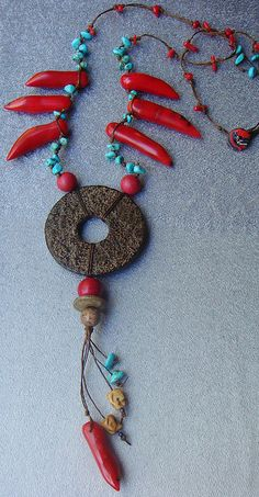 Ong-ku-lee-marn by polymerclaybeads, via Flickr