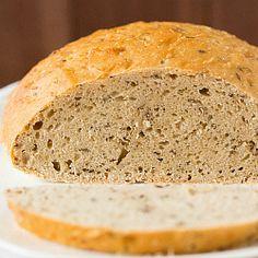 Jewish Rye Bread Recipe   Brown Eyed Baker