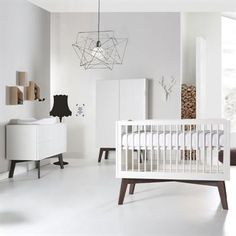 Kidsmill Babyzimmer Sixties - Kinderzimmerhaus