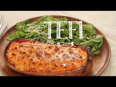 Calabaza Rellena   Tefi en Casa - YouTube                              …