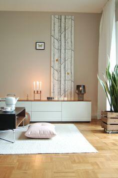 Memoryeffekt | Boden, Farben und Wohnzimmer