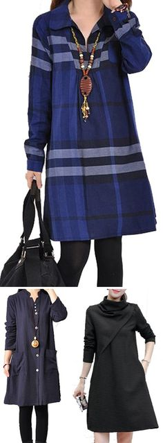 tunic dresses, long sleeve tunic dress,  casual dresses, casual fall dress