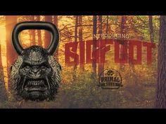 Introducing the 90.28lb Bigfoot Primalbell