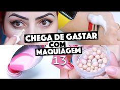 CRIANDO KIT DE MAQUIAGEM CASEIRA SEM GASTAR NADA #15   KIM ROSACUCA - YouTube