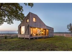 Pole barn house ideas image of small pole barn house cost home metal building homes ideas pole barn home design ideas Modern Wooden House, Wooden House Design, Modern House Plans, Wooden Houses, Metal Barn Homes, Pole Barn Homes, Wood Homes, Bohemian House, Green Architecture