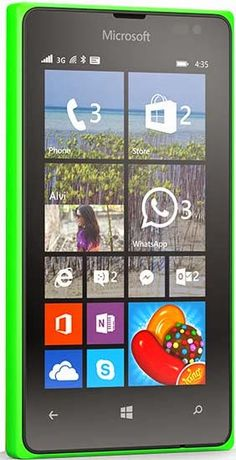 UNIVERSO NOKIA: Microsoft Lumia 435 Windows Phone Processore Qualc...