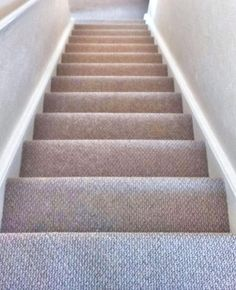 New Carpet Basement Stairs