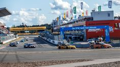 DTM 2015 Moscow Raceway - First turn