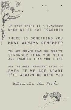 Words of Wisdom.....
