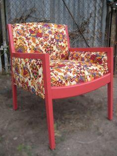 Vintage Renewal refreshes thrift store furniture