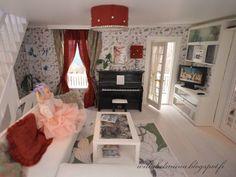 Dollhouse livingroom
