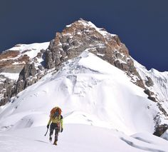 Two Romanians Create History By Climbing to the Mt. Peak 5  >>> By stepping on the summit of Mt. Peak 5 in the Mahalangur #Himalaya, two Romanian climbers, Vlad Capusan and Zsolt Torok created history by being the first persons to reach. Mt. Peak 5 is a 6,421-metre mountain located in the southeast of Makalu base camp on the border between #Nepal and #China. The pair took 5 days to reach the top of the virgin peak on October 31 at 14:10. They used the mountain's southeast ridge in alpine…
