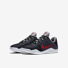 reputable site 7e8b4 42ec6 Kobe XI (3.5y-7y) Big Kids  Basketball Shoe