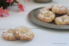 Cocina compartida: Bocaditos de almendras (sin gluten ni lactosa)