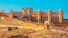 This is known for its artistic Hindu style elements.  Amer Fort is one simplest tour destinations not simply in Jaipur town however the full of Rajasthan. He considered one structure & an underground passage connects the 2 forts.