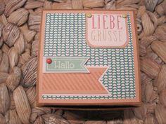 Little-Miss-Sophie : schnelle Box - die Zweite! Stampin up!