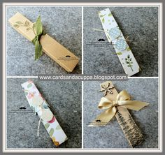 Sarah-Jane Rae cardsandacuppa: Stampin' Up! UK Order Online 24/7: Mini Pen Gift Box Video Tutorial in centimeters and inches!