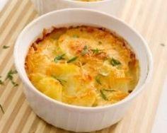 Gratin de potiron et pommes de terre (facile, rapide) - Une recette CuisineAZ