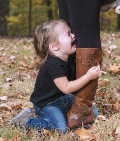 Irgendwann kommt die Zeit, da entdecken unsere süßen Babys ihr eigenes 'Ich' und ihren eigenen Willen. Die Trotzphase beginnt. Und das ist der Punkt...