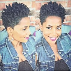 ***Try Hair Trigger Growth Elixir*** ========================= {Grow Lust Worthy Hair FASTER Naturally with Hair Trigger} ========================= Go To: www.HairTriggerr.com ========================= The Cutest Chunky Tapered Twistout!!!!