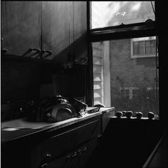 Wilmette, IL (Tomatoes on Window Sill), 1968