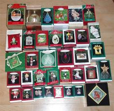 Electronics, Cars, Fashion, Collectibles, Coupons and Hallmark Christmas Ornaments, Hallmark Holidays, Christmas Stuff, Warehouse, Auction, Boxes, Holiday Decor, Ebay, Vintage