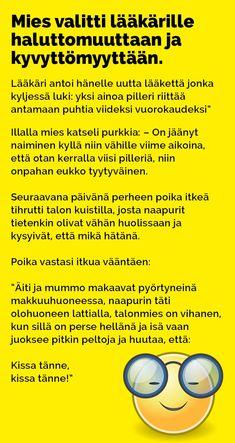 mies_valitti_laakarilleen_2 Haha Funny, Lol, Funny Stuff, T 62, Tarzan And Jane, Funny Photos, Finland, I Laughed, Jokes