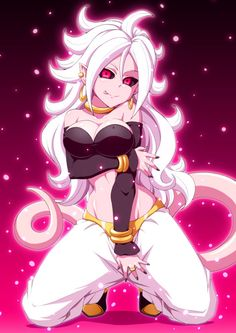 39 Best Android 21 Images Dragon Ball Android Dragon Ball Z