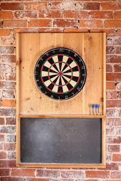 If you're looking for the best dart board backboard but don't know how to go, here is the DEFINITIVE guide to the best backboards you can find RIGHT NOW! Dart Board Backboard, Dart Board Cabinet, Best Darts, Electronic Dart Board, Man Cave Diy, Dark Mahogany, Garage Bar, Small Wood Projects, White Oak