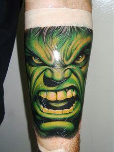 ideas tattoo sleeve marvel incredible hulk for 2019 Hulk Tattoo, Comic Tattoo, Marvel Tattoos, Avengers Tattoo, Dream Tattoos, Life Tattoos, Tatoos, Trendy Tattoos, Tattoos For Guys