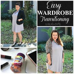 From Luncheons to Ladie's Night, Easy Wardrobe Transitioning with #Centrumfunflavors at @walmart #ad #collectivebias